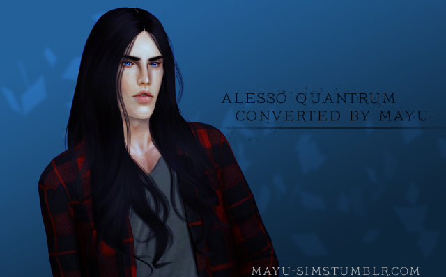 Alesso Quantrum Converted for men by MAYU