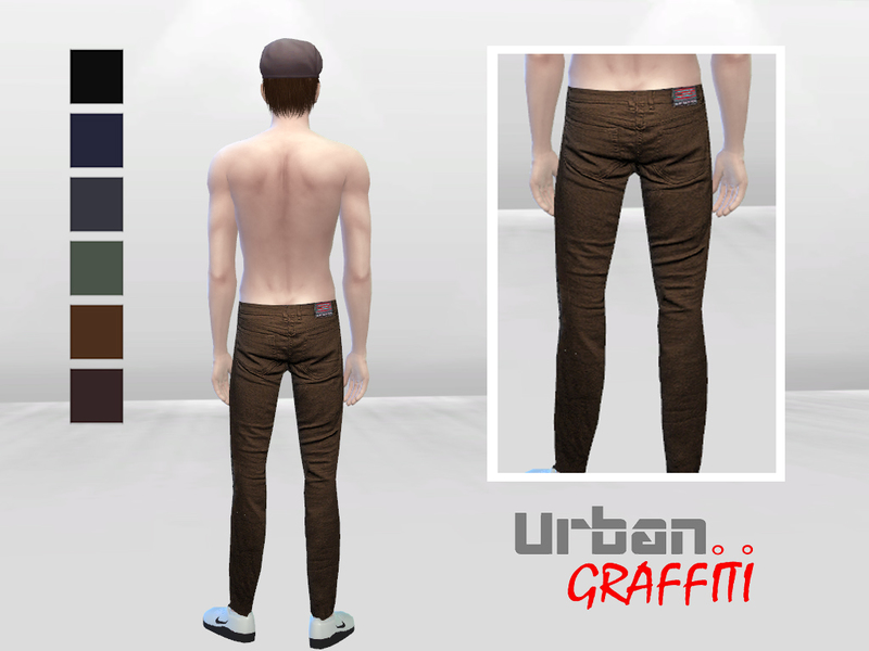 Fortune Harvey Chino Jeans BY McLayneSims