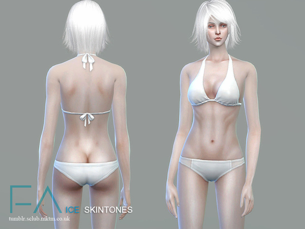 S-Club WMLL ts4 ICE skin F