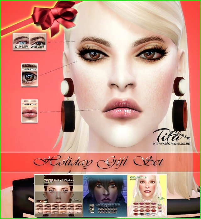 S4 2015 Holiday Gift Set by Tifa