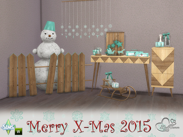 XMas 2015 by BuffSumm
