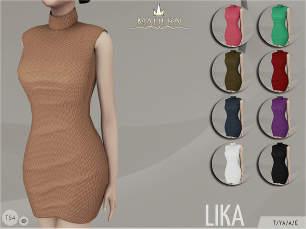 Madlen Lika Dress by MJ95
