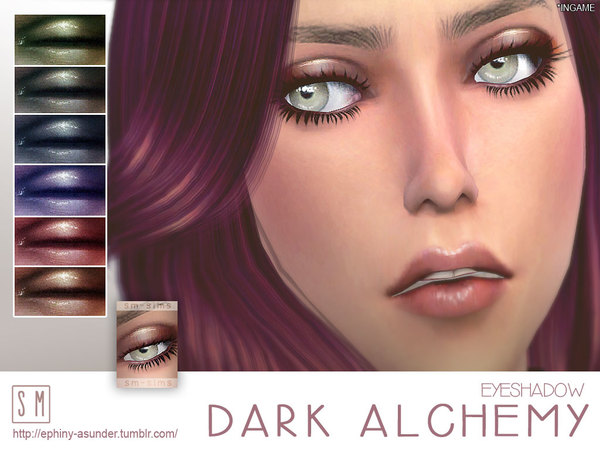 [ Dark Alchemy ] - Eyeshadow by Screaming Mustard
