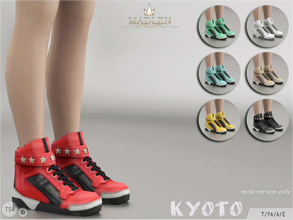 Madlen Kyoto Sneakers by MJ95