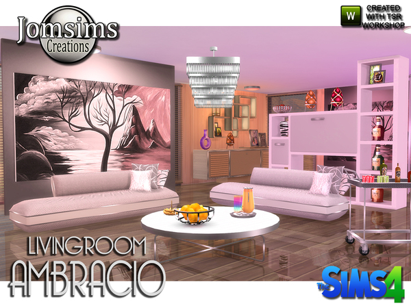 Ambracio Living room by jomsims
