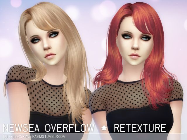 Newsea Overflow in 60 Colors by Aveira