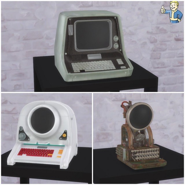 Fallout 4 Computers by Veranka