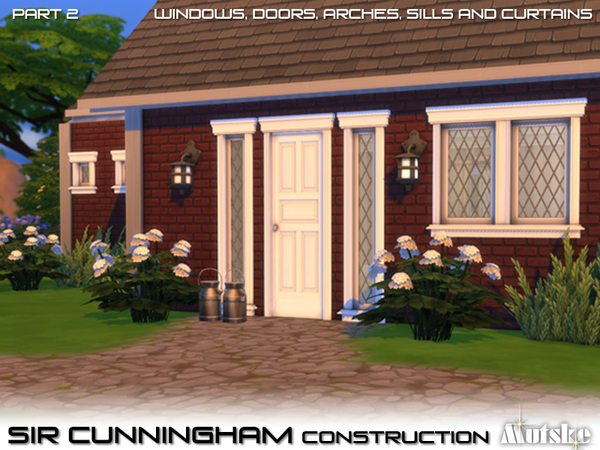 Sir Cunningham Construction Part 2 by mutske