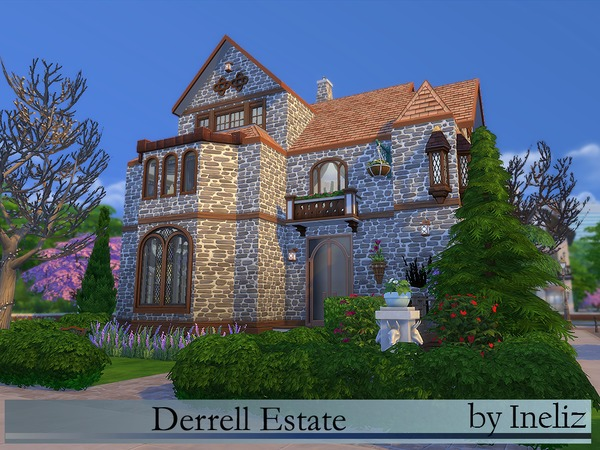 Derrell Estate by Ineliz