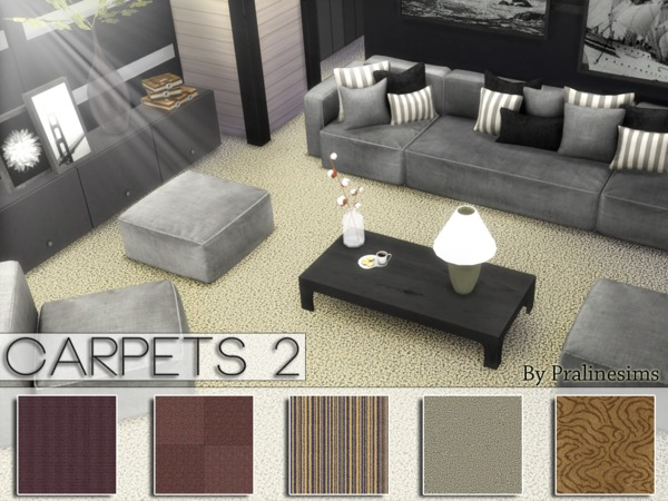Carpets 2 by Pralinesims