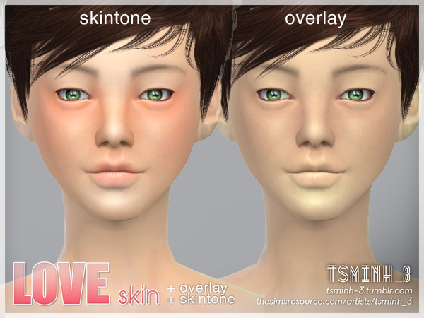 LOVE Skin ASIAN Set by tsminh_3