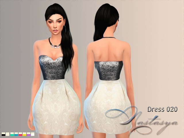 Dress 020 by Nastasya