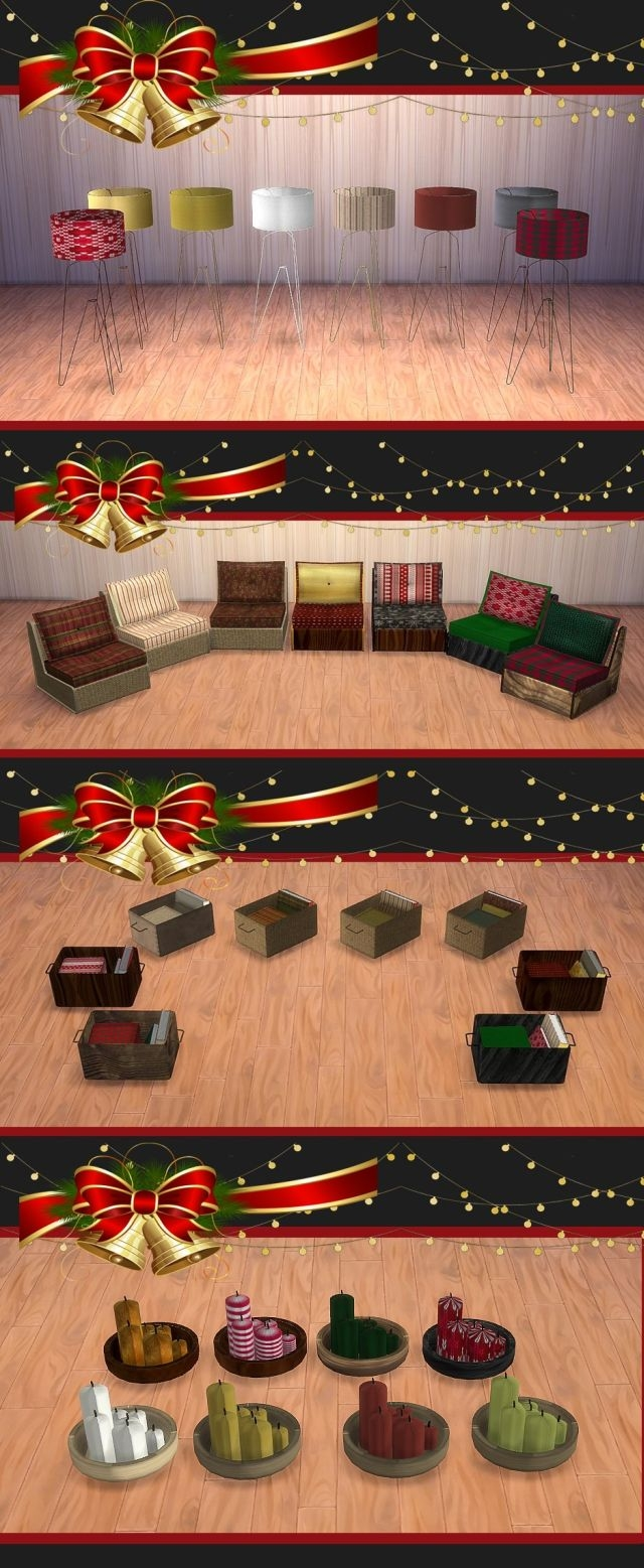 TS2 Nanu Piru Living Set by Daer0n