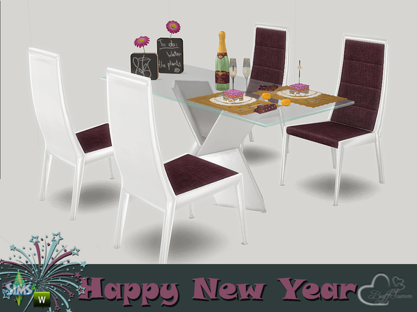 New Year 2016 Dining by BuffSumm