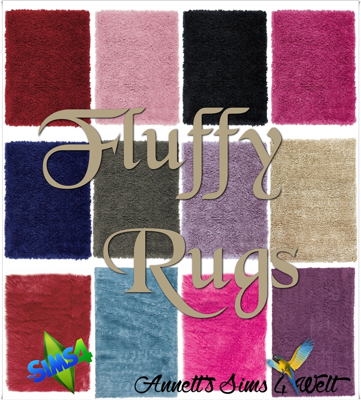 Fluffy Rugs by Annett85