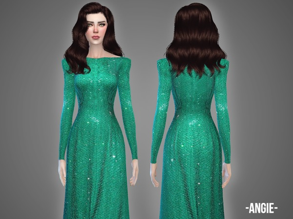 Angie - gown by -April-