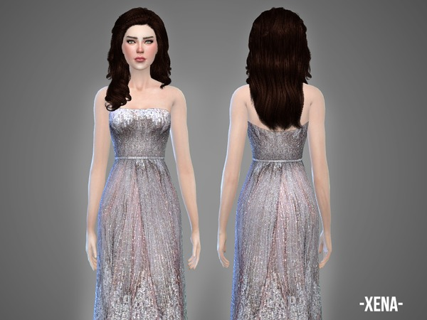 Xena - wedding gown by -April-