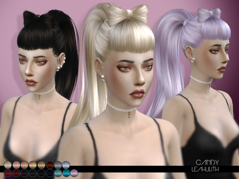 LeahLilith Candy BY Leah Lillith