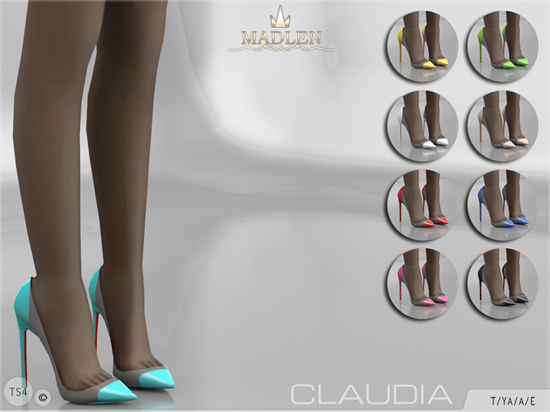 Madlen Claudia Shoes by MJ95