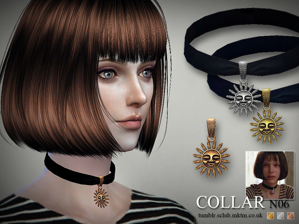 S-Club LL ts4 Lace collar 06