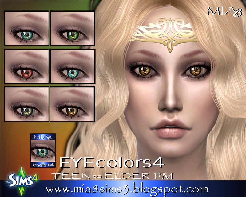 EYEcolors4 by Mia8
