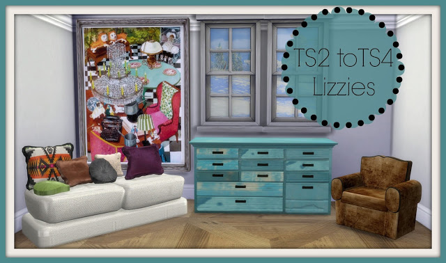 TS2 Lizzies Set by DinhaGamer