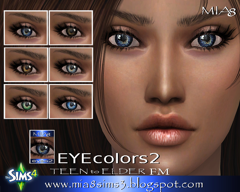 EYEcolors2 by Mia8