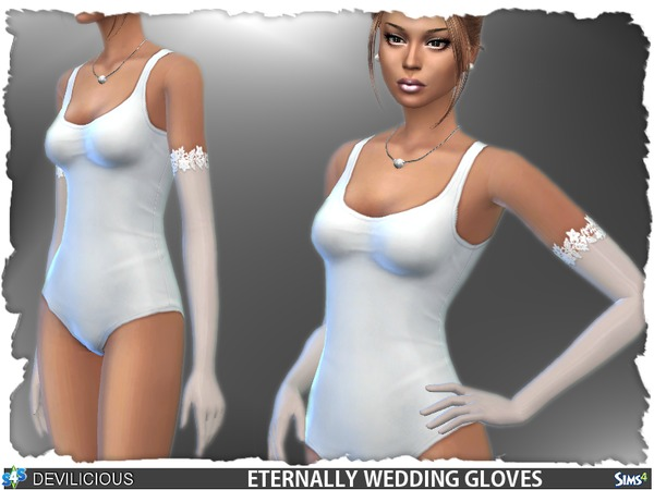 Eternally Wedding Set by Devilicious