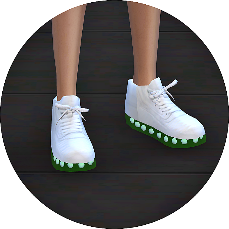 v2_light emission sneakers_transparent sole version sims4marigold