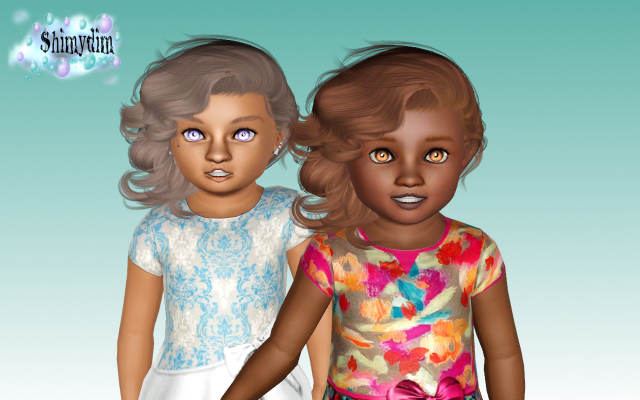 Stealthic Vivacity Conversion Child & Toddler by ShimydimSims