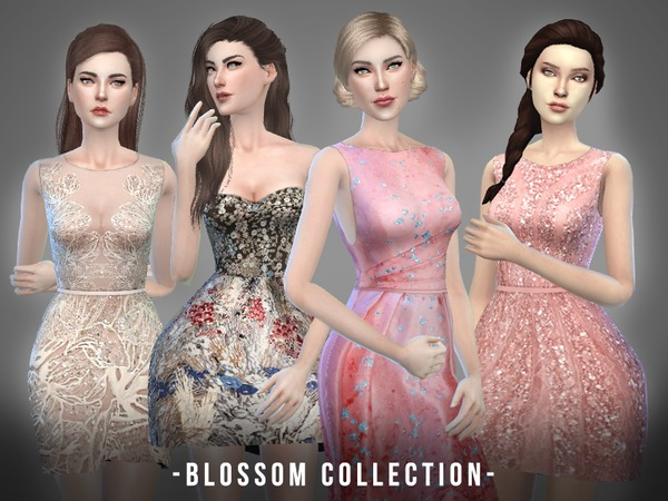 Blossom Collection by -April-