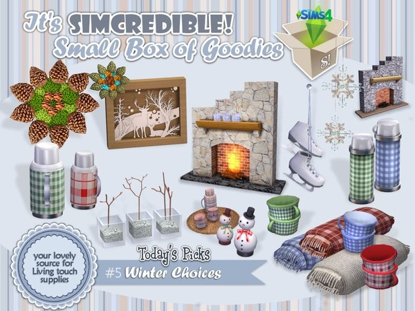 Winter Choices by SIMcredible