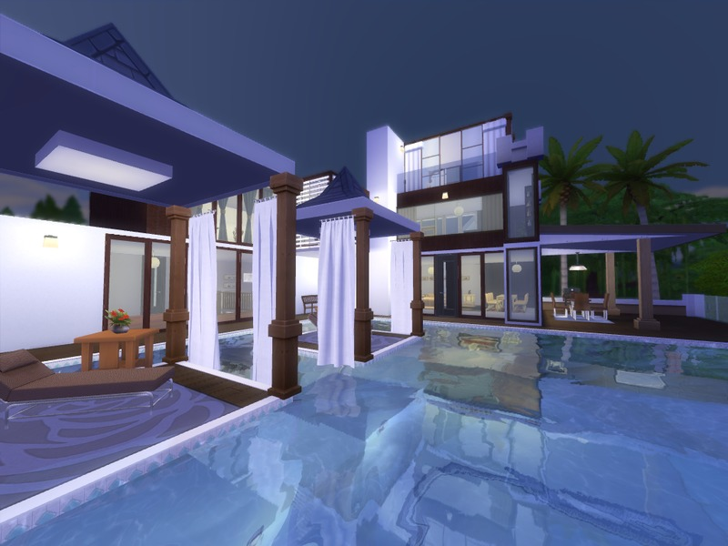 Griya Luxury House 2  BY satriagama