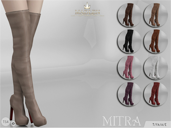 Madlen Mitra Boots by MJ95