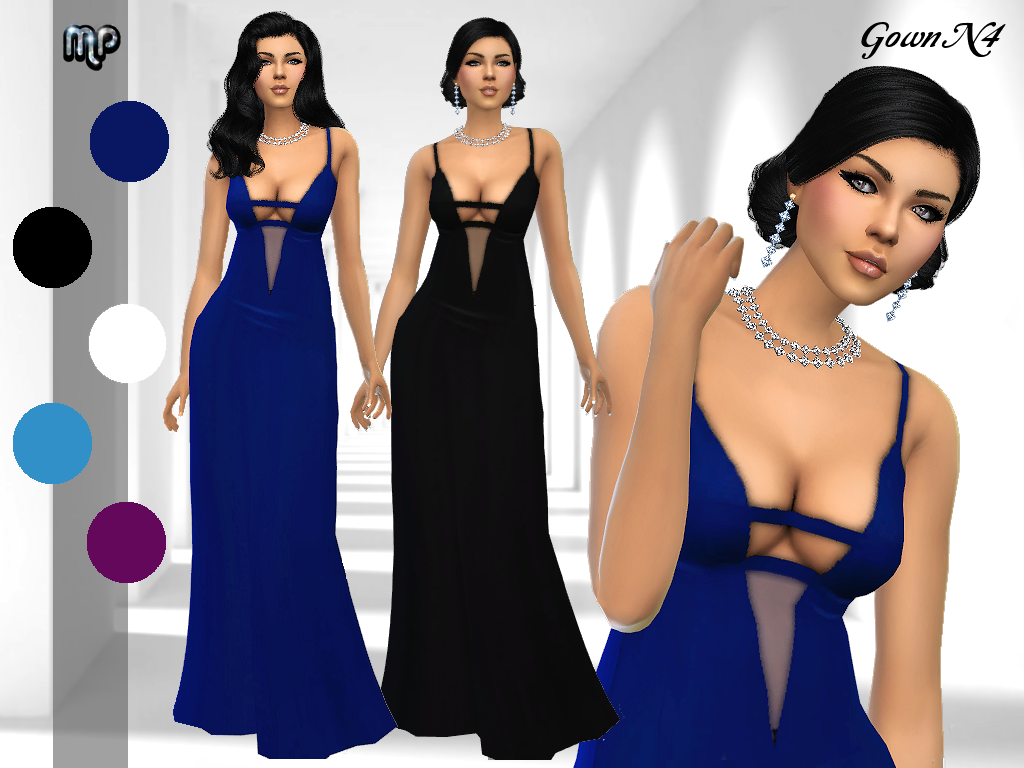 MP Gown N4 by MartyP