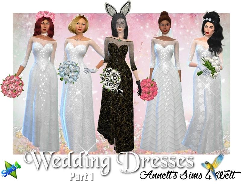 Wedding Dresses by Annett85