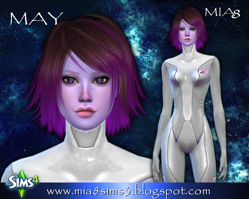 MAY (alien) by Mia8
