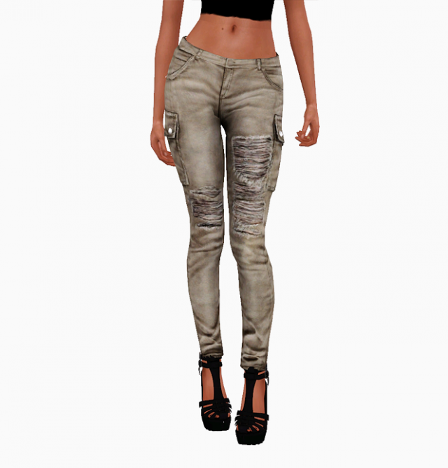 SAMANTHA JEANS by Chisimi