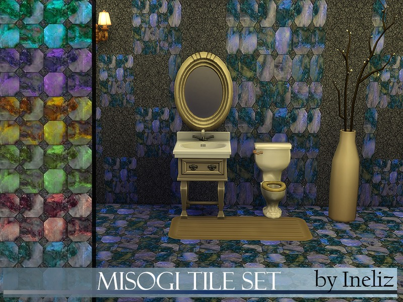 Misogi Tile Set  BY Ineliz
