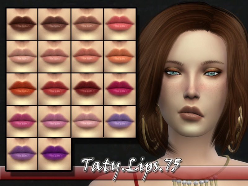 [Ts4]Taty_Lips_75  BY tatygagg