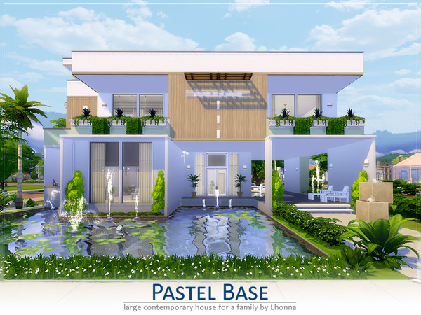 Pastel Base by Lhonna