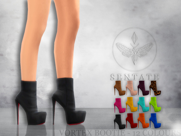 Vortex Bootie by Sentate