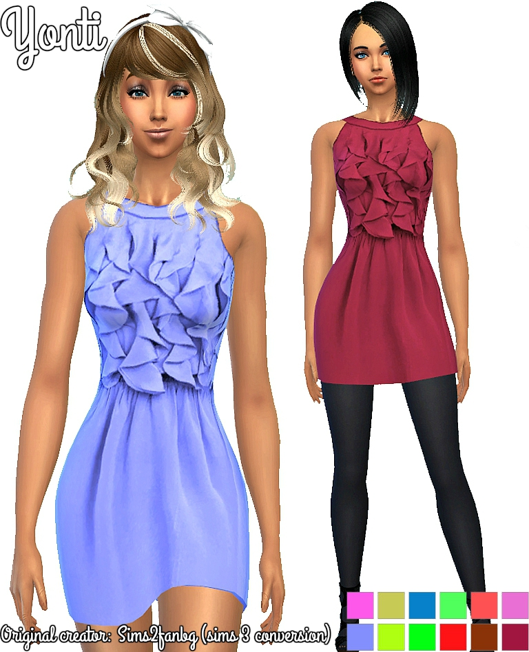 Yonti sims 3 conversion fashion 003