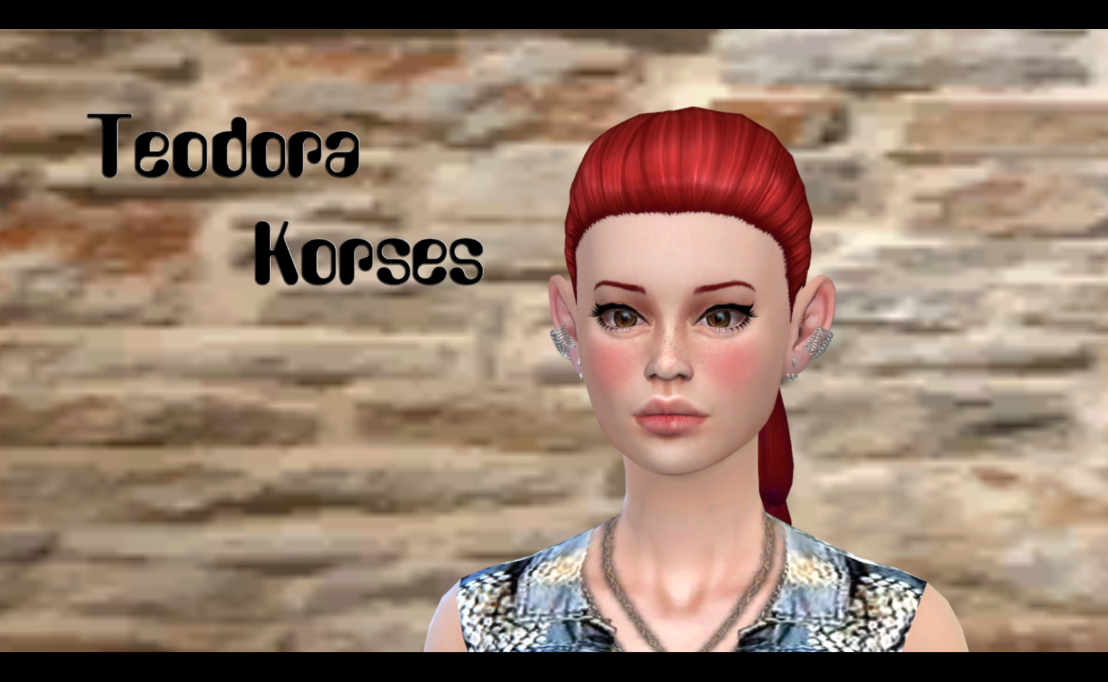 Teodora Korses by Hailey Moon