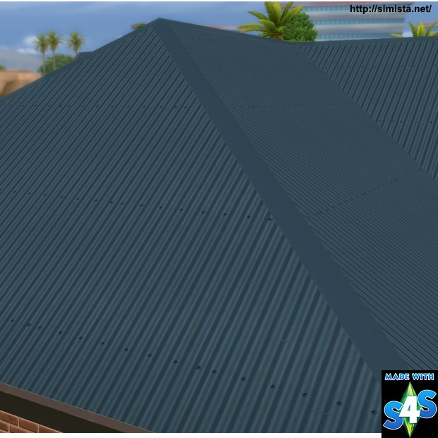 Colorbond Corrugated Iron Roof by Mr S