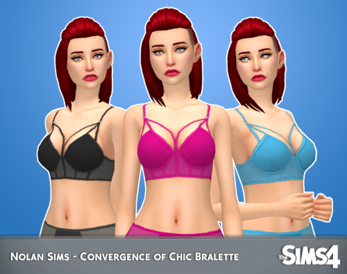 Chic Bralette by NolanSims