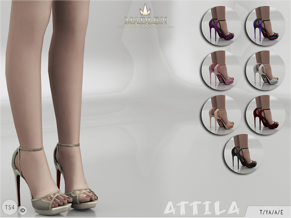 Madlen Attila Shoes by MJ95