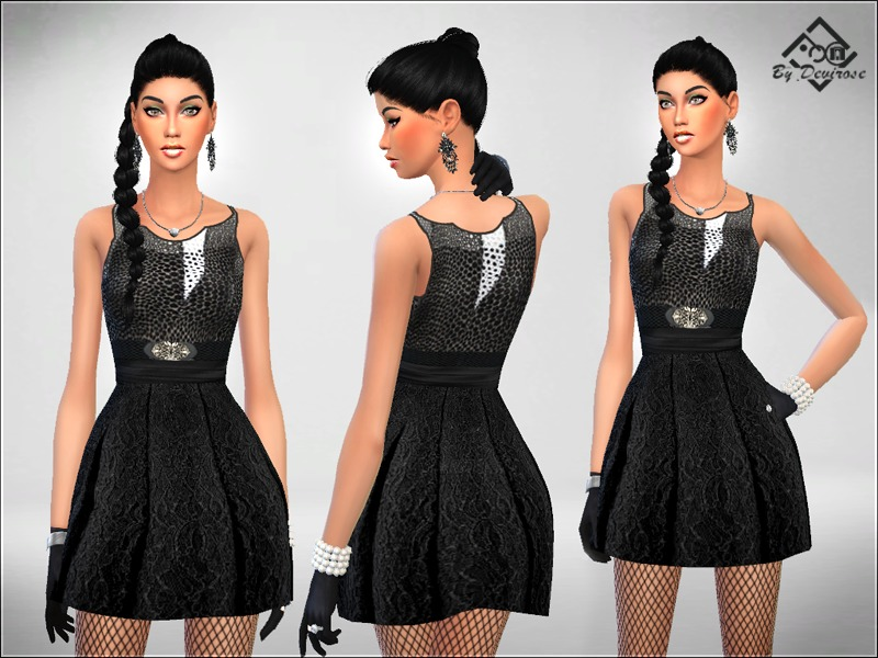Sarah Dress  BY Devirose