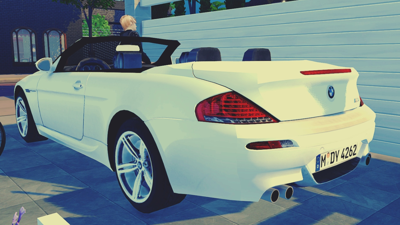 2010 BMW M6 Convertible by Maximss