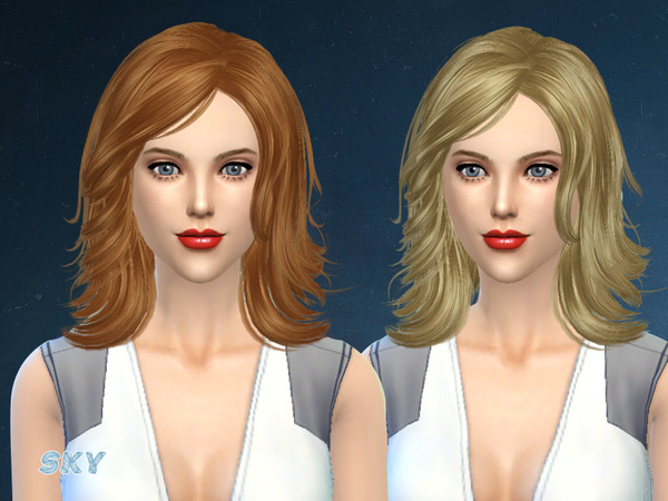 Hair Adult 018 Terry by Skysims
